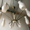 1950s French Glass Chandelier 7