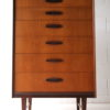 1960s Teak Chest of Drawers