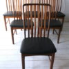 Set of 6 Danish Dining Chairs by Svend Madsen