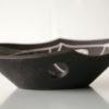 Vintage Bowl with Fish Design