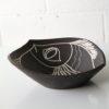 Vintage Bowl with Fish Design 3