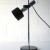 1970s Black Chrome Desk Lamp 3