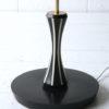 1950s Blue Black Brass Floor Lamp 2