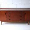 1960s Danish Sideboard by Arne Vodder for Sibast