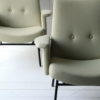 Pair of 1950s SK660 Armchairs by Pierre Guariche