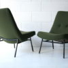 Pair of 1950s SK660 Chairs by Pierre Guariche 3