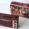 Vintage 1960s Ajax 'Diplomat' Portable Radio 1