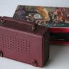 Vintage 1960s Ajax 'Diplomat' Portable Radio 4