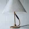 Vintage Brass Le Klint 306 Table Wall Lamp 5