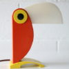 Rare 1960s Toucan Lamp by Oldtimer Ferrari Italy