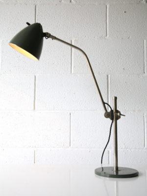Vintage Desk Lamp by H. Busquet for Hala Zeist 2
