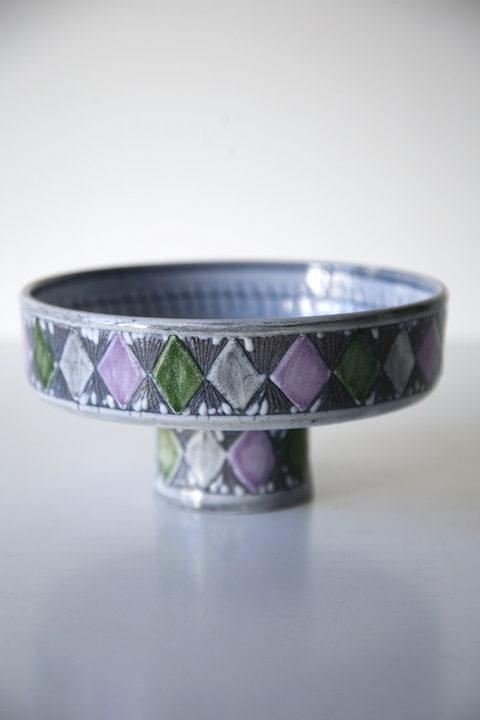 vintage 1960s ceramic bowl 4