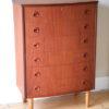 1960s Danish Chest of Drawers 1