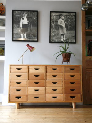 Vintage Esavian Chest of Drawers 1