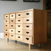 Vintage Esavian Chest of Drawers 5