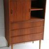 1960s Teak Cabinet Drawers 1