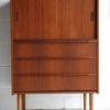 1960s Teak Cabinet Drawers 3
