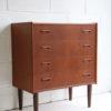 1960s Teak Chest of Drawers 4