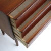 Small 1960s Teak Chest of Drawers 5