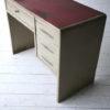 1950s Italian Wooden Desk 1