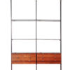 George Nelson CSS Rosewood Shelving