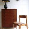 1960s Danish Teak Chest of Drawers 5