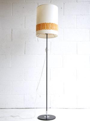 1960s Floral Floor Lamp 2
