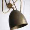 1950s Brass Articulated Wall Light 2