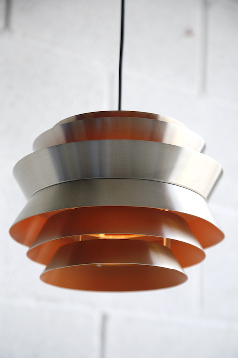 1960s Ceiling Light by Carl Thore 1