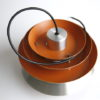 1960s Ceiling Light by Carl Thore 2