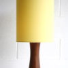 1960s Walnut Table Lamp