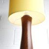 1960s Walnut Table Lamp 3
