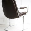 1970s Leather Armchair by Pieff 2