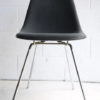 Herman Miller Upholstered DSR Shell Chair by Charles Eames 2