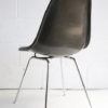 Herman Miller Upholstered DSR Shell Chair by Charles Eames 3