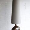 Large Vintage Bronze Table Lamp 5