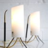 Pair of 1950s Brass Table Lamps 4