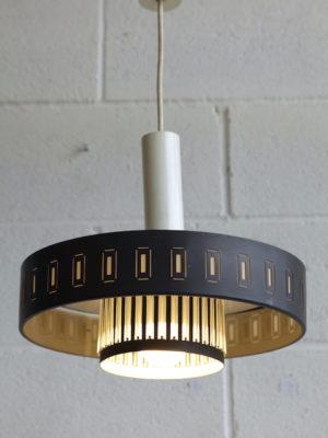 1960s Pendant Light by Schmahl & Schulz 1