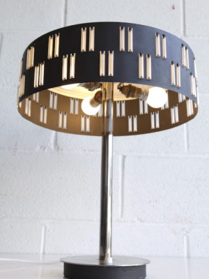 1960s Table Lamp by Schmahl & Schulz 5